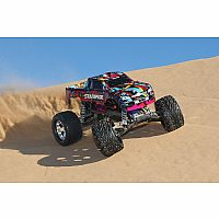 Traxxas Stampede RTR Truck w/XL-5 ESC--Call For Body Styles