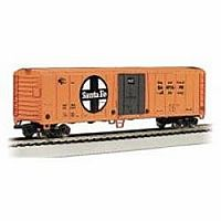 50' Reefer HO Scale