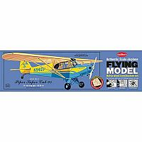 Model Kit Piper Cub 95 Balsa 1/18 Scale
