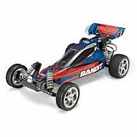 Bandit Off Road Buggy RTR Blue