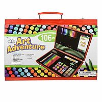 Art Adventure 106pc Set