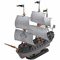 Snap Black Diamond Pirate Ship