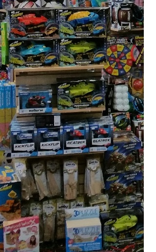 Toy RC Cars